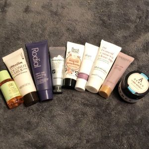 Facial cream/lotion/mask/cleanser NWT